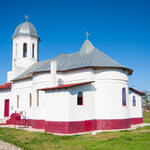 Schitul Sfântul Mare Mucenic Gheorghe din satul Cloşca