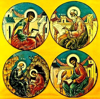 Los cuatro Evangelios