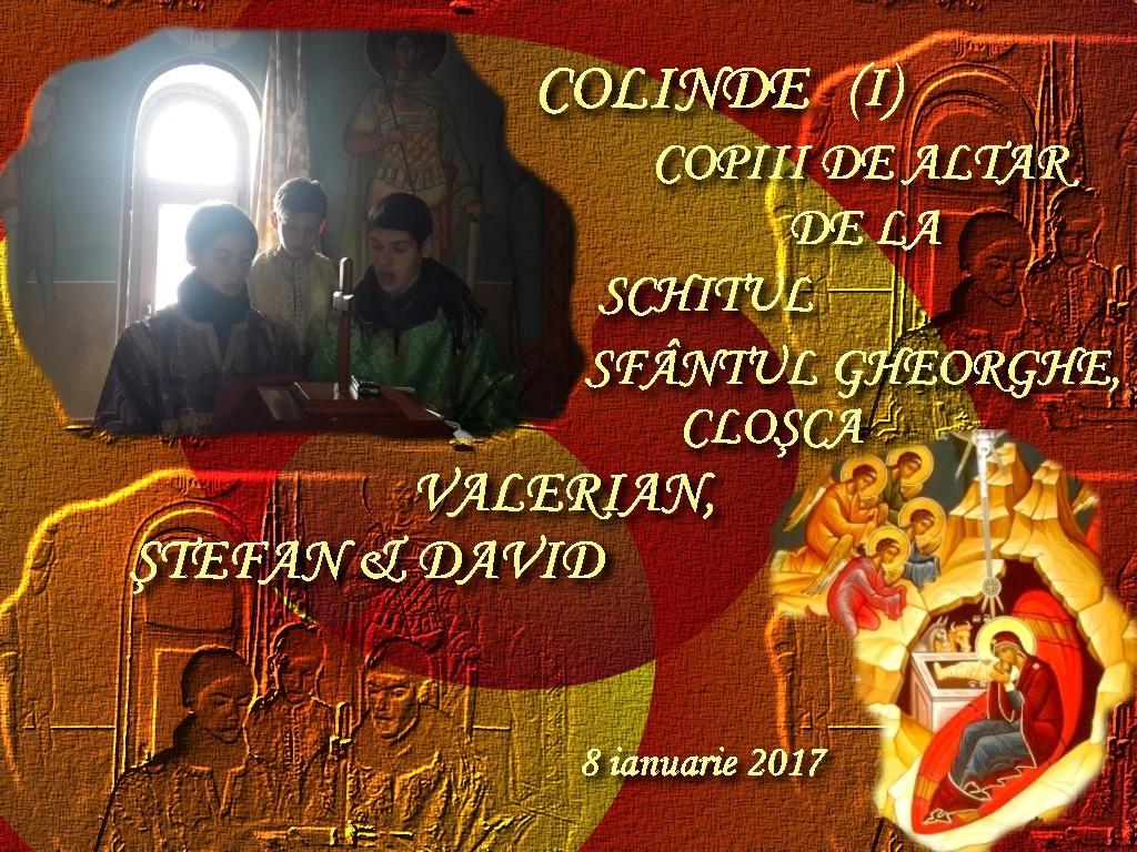 8 ian 2017 Colinde 1