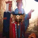 Sfântul Mucenic Halvard din Husaby şi Sfânta Muceniţă Sunniva din Bergen