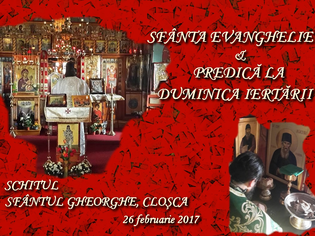 26 febr 2017, Ev & Predica la Duminica Iertarii6
