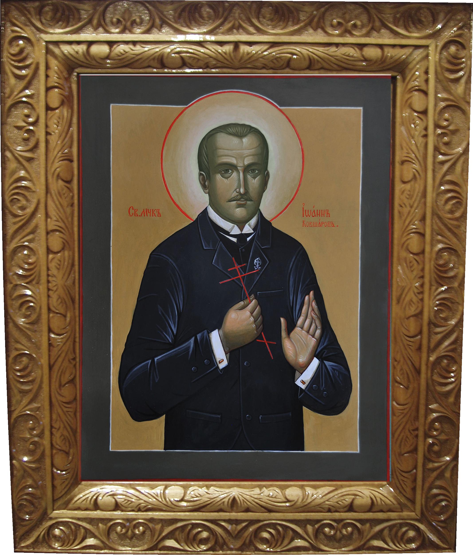 Sf Mc Ioan Kovsharov