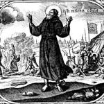 Sfântul Cuvios Nicon Suhoi sau cel Uscat de la Lavra Peșterilor din Kiev, Ucraina