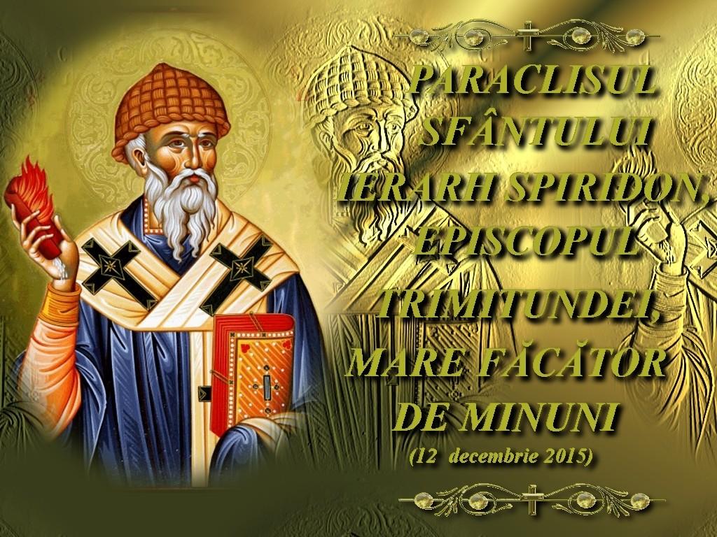 Paraclisul Sf Spiridon_12 dec 2015