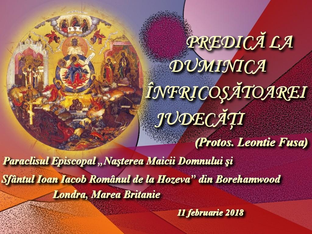 11 febr 2018, D Infr Jud, pred in parohia Sf Parascheva din Anglia6
