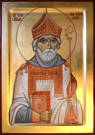 7 iulie_Sfântul Willibald de Eichstätt
