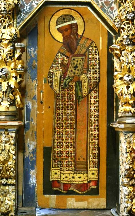 Sf Ierarh Iona al Moscovei si al Intregii Rusii 1