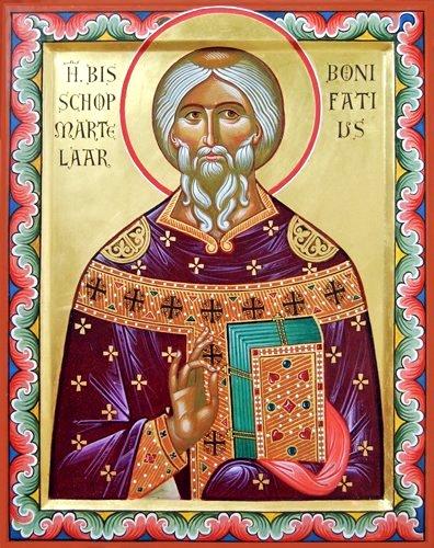 Sfântul Bonifatie